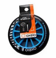 Колеса Oxelo Tech 5 с подшипником для самоката 125 мм