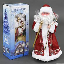 Игрушка под елку Музыкальный Дед Мороз