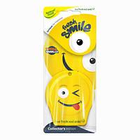 Запахи Natural Fresh Эликс FRESH SMILE Witty Vanilla бумажный смайл