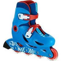 Ролики Oxelo Skates Play 3 light\blue