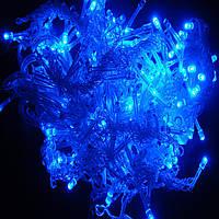 """Гирлянда светодиодная """"Штора"""" L240 2 на 2 метра голубая оптом одесса 7км"""
