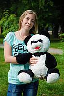 Плюшевая панда сидячая размер 60см ТМ My Best Friend (Украина) черно-белый