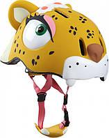 Шлем Crazy Safety Leopard