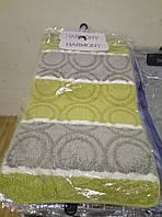 Комплект ковриков в ванную комнату и туалет harmony 100х60