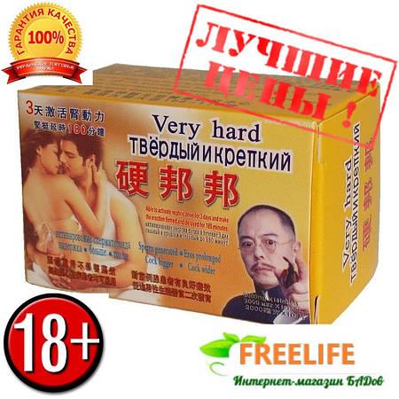 Твердый и Крепкий таблетки 100% оригинал из Гонконга Легко и без побочек купить, цена, отзывы