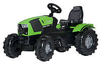 Трактор Педальный Deutz FAHR Rolly Toys 601240 3-10 лет