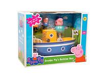 Игровой набор Peppa Pig Морское приключение AP8806A