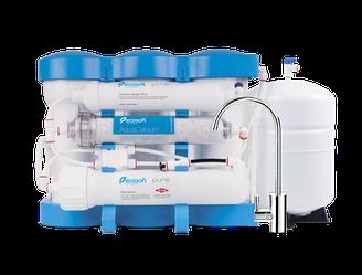 Фільтр зворотного осмосу Ecosoft P ' URE AQUACALCIUM (283 л/добу)