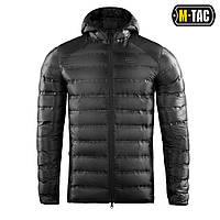M-Tac куртка пуховая Storm черная