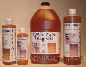 Тунговое масло Tung oil