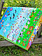 Детское одеяло-покрывало «В мире животных», Loskutini, фото 4