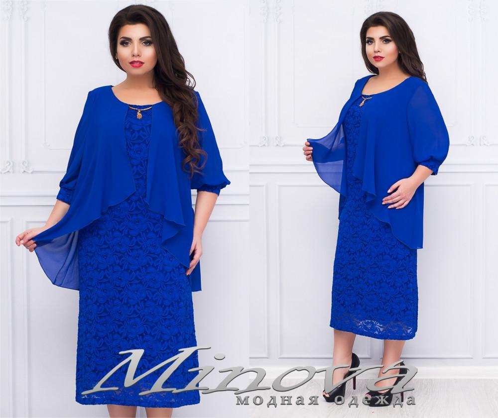 Платье 54-60