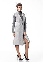 Модный кашемировый женский жилет. Ж008, фото 1