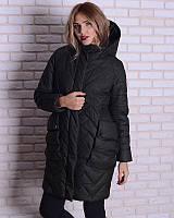 Куртка -парка кокон 44-52 р хаки