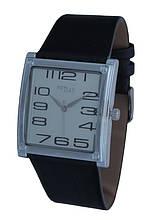 Часы мужские классические квадратные