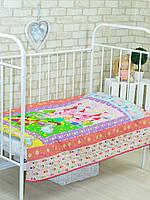 Детское одеяло-покрывало «Принцессы», Loskutini