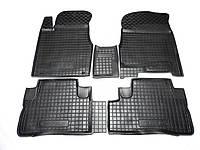 Полиуретановые коврики в салон Honda CRV с 2007-2012