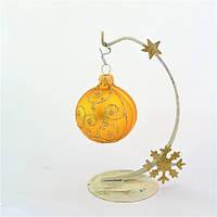 Новогодняя игрушка Шар D60 Д-167/1