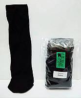 Носки женские капроновые (черные, упаковка 10пар)