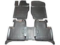 Полиуретановые коврики в салон Mercedes X164 с 2006-