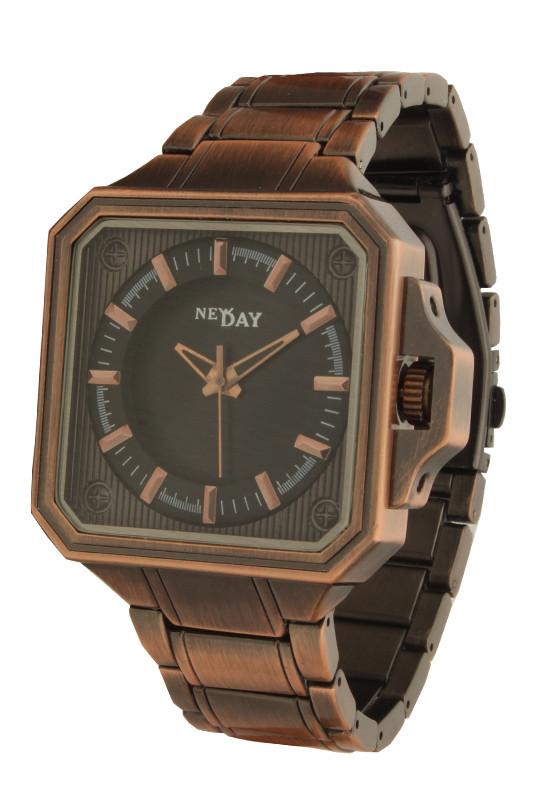Часы мужские на браслете NewDay