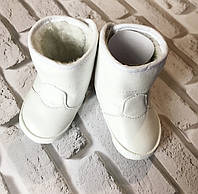 Детские зимние пинетки-сапожки для малышей 18 р,19 р