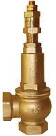 """Клапан 3/4"""" предохранительный регулировочный VALTEC, Италия"""