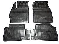 Полиуретановые коврики в салон Toyota Corolla с 2006-2013