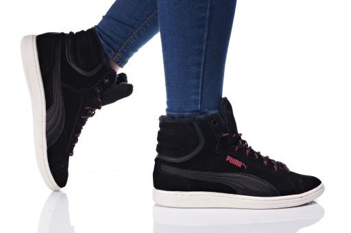 Оригинальные женские кроссовки PUMA VIKKY MID CORDUROY