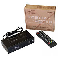 Цифровой эфирный T2 ресивер T2BOX-257iD Internet