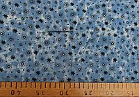 Джинсовая ткань рубашечная (светлый синий)