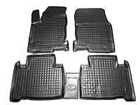 Полиуретановые коврики в салон Lexus NX (hybrid) с 2014-