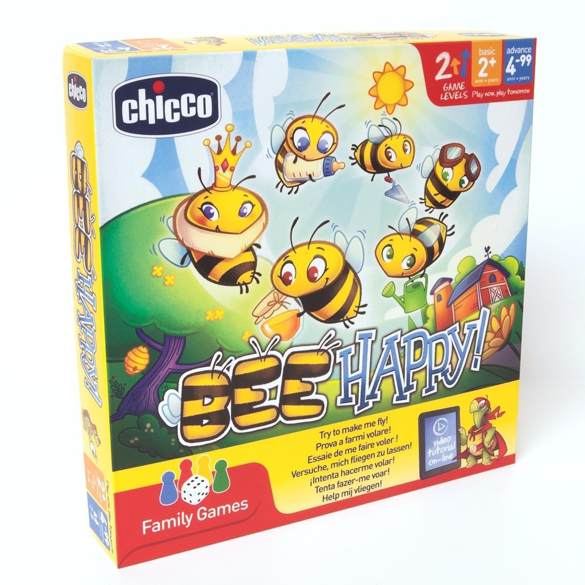 """Настольная игра Chicco """"Bee Happy"""" (09168.00)"""