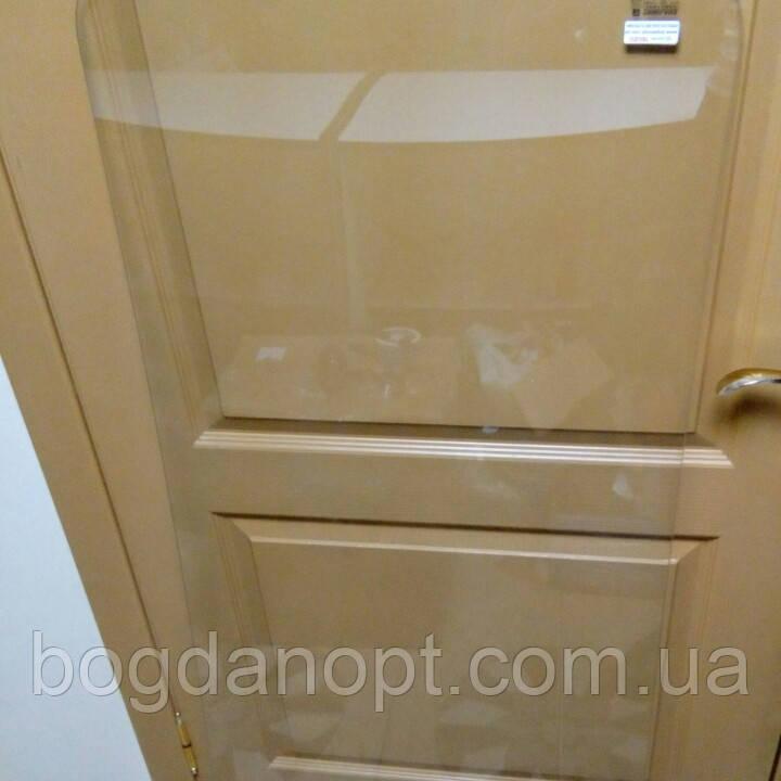 Стекло пассажирской двери автобус Богдан А-092.