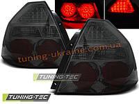 Задние фонари на Chevrolet Aveo T250 2006-2010