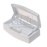 Пластиковый стерилизатор для косметологических инструментов Sterilizing Tray, без  окошка , фото 1