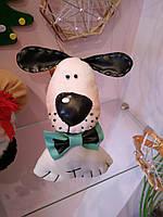 Мягкая игрушка Handmade Собака