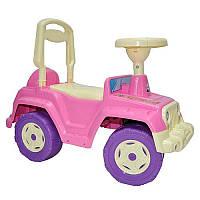 Детская Игрушечная Машинка Каталка 4*4 Орион 549 толокар, Автомобиль для прогулок 549