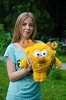 Мягкая игрушка Смешарики Лосяш ТМ My Best Friend (Украина) желтый