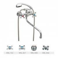 Змішувач для ванни ZR T61-DMT-WSL-827