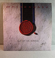 CD диск Whitesnake - Slip of the tongue, фото 1