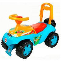 Детская Игровая Машина Каталка Дракоша 198 толокар, Автомобиль для прогулок Толокар-каталка 198