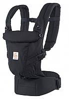Эрго-рюкзак Ergobaby Adapt - Pearl Black в коробке с инструкцией