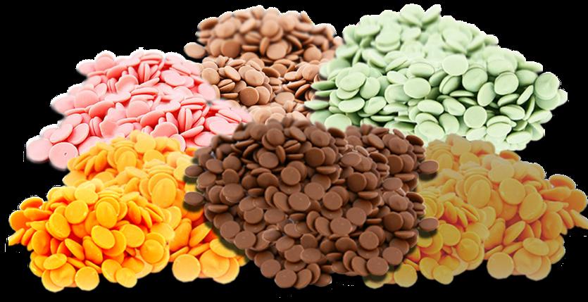 Barry Callebaut Шоколад з різноманітними смаками , фото 2