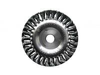 Щітка дискова на УШМ вита d=200мм 199020 ТМMASTER TOOL