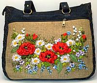 Женская сумка саквояж Ида, фото 1