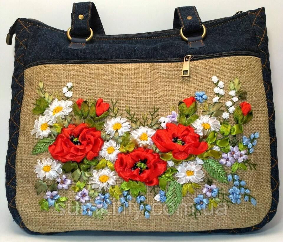 Женская сумка саквояж Ида
