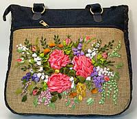 Женская сумка саквояж Жанна, фото 1