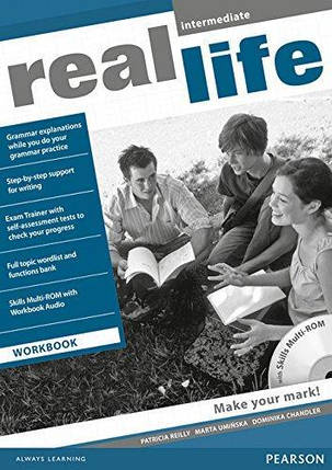 Real Life Intermediate Workbook (рабочая тетрадь), фото 2