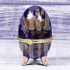 Шкатулка Яйцо Фаберже